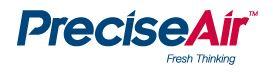 PreciseAir logo