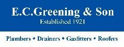 EC Greening logo