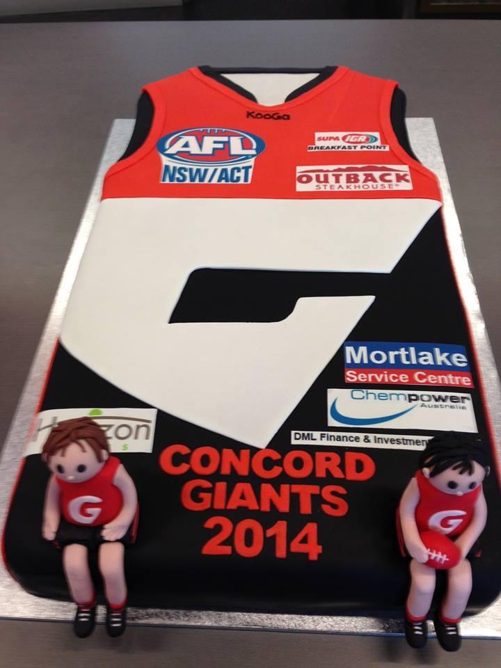 2014 celebration cake for end of season