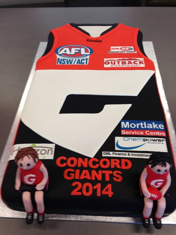 2014 celebration cake for end of season
