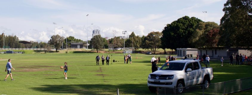 St Lukes Oval, Concord