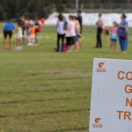 Giants in Training sign